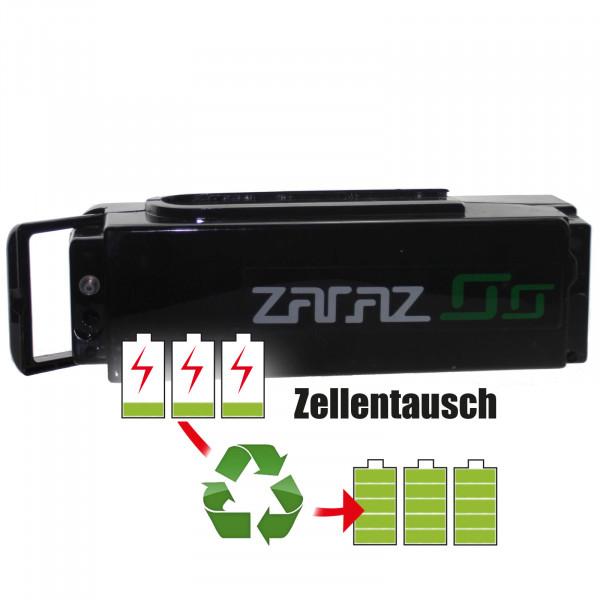 Akkureparatur - Zellentausch kompatibel für Zaraz E-Bike Akku 24 Volt mit 12Ah/288Wh