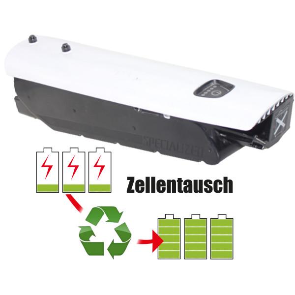 Akkureparatur - Zellentausch kompatibel für Specialized Ebike 36,0V   13,8Ah / 496,8Wh
