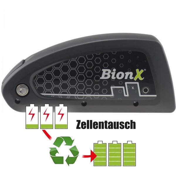 Akkureparatur - Zellentausch kompatibel für BionX E-Bike Akku 48V von 10,4Ah/500Wh bis 13,8Ah/663Wh