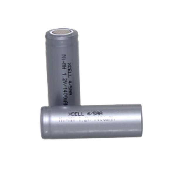NiMh 4/5AA 1400MAH 1.2V XCELL X4/5 AA 1400