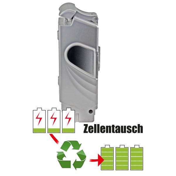 Akkureparatur - Zellentausch kompatibel für Panasonic E-Bike 26,0V von 13,8Ah / 359Wh bis 17,3Ah / 449Wh