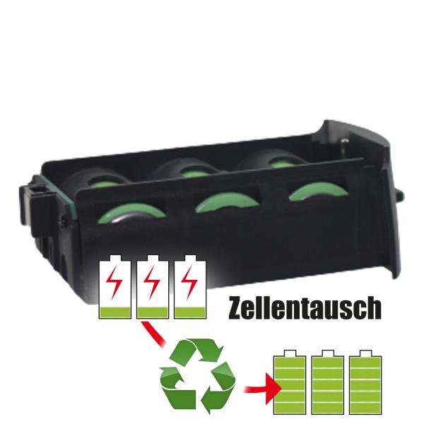 Akkureparatur - Zellentausch kompatibel für Hilti Geräte 3,6V | 9,0Ah / 32,4Wh