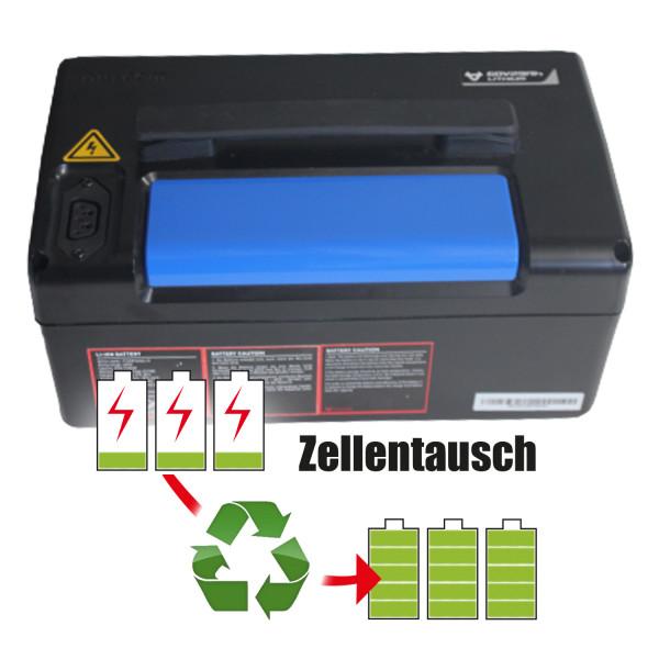 Akkureparatur - Zellentausch kompatibel für Niu Geräte 60,0V von 29,0Ah / 1.740Wh bis 34,5Ah / 2.070Wh