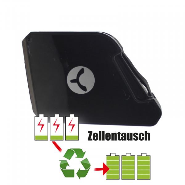 Akkureparatur - Zellentausch kompatibel für BMZ E-Bike 36,0V von 18,2Ah / 655Wh bis 24,2Ah / 869Wh