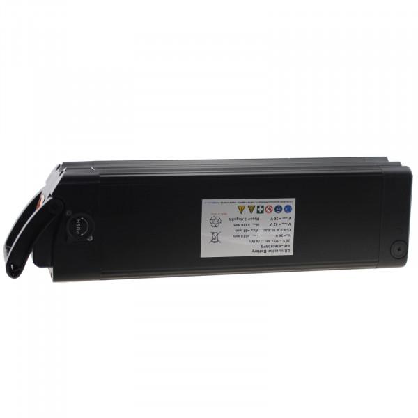 Universal-Ebike-Akku 36V - 10,4Ah - 375Wh - für Prophete, Kreidler Vitality Spectro