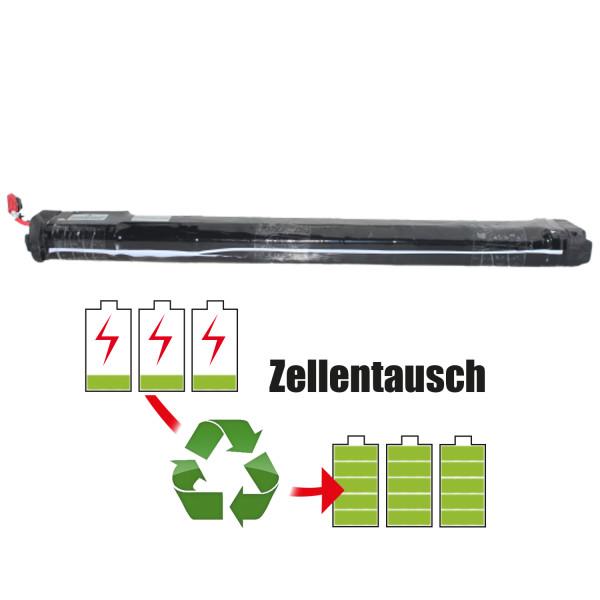 Akkureparatur - Zellentausch kompatibel für GoCycle Ebike 21,6V von 15,3Ah / 330Wh bis 20,7Ah / 447Wh