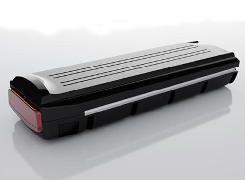Power Pack - kompatibel zum 36 V Gazelle-Antriebssystem 13,6Ah 490Wh