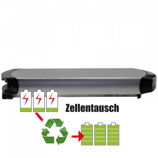 Akkureparatur - Zellentausch kompatibel für HiEnergy E-Bike 37,0V von 15,6Ah / 577Wh bis 20,7Ah / 766Wh