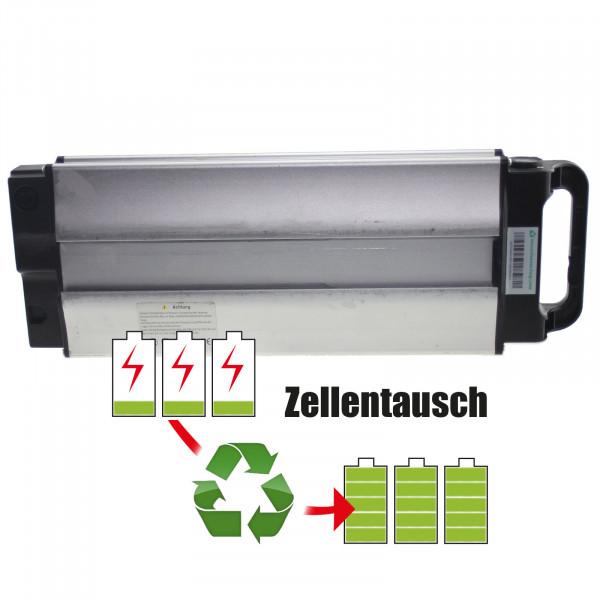 Akkureparatur - Zellentausch kompatibel für AE Energy Ltd. E-Bike 36,0V von 15,6Ah / 562Wh bis 20,7Ah / 745Wh