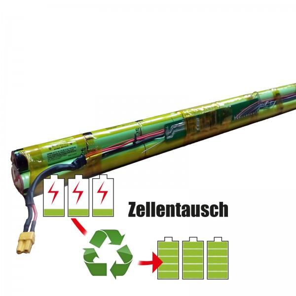 Akkureparatur - Zellentausch kompatibel für Freygeist E-Bike 32,0V | 10,4Ah / 331,2Wh