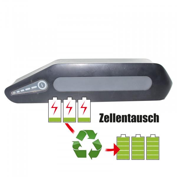 Akkureparatur - Zellentausch kompatibel für BMZ E-Bike 36,2V von 14,5Ah / 525Wh bis 17,3Ah / 624Wh