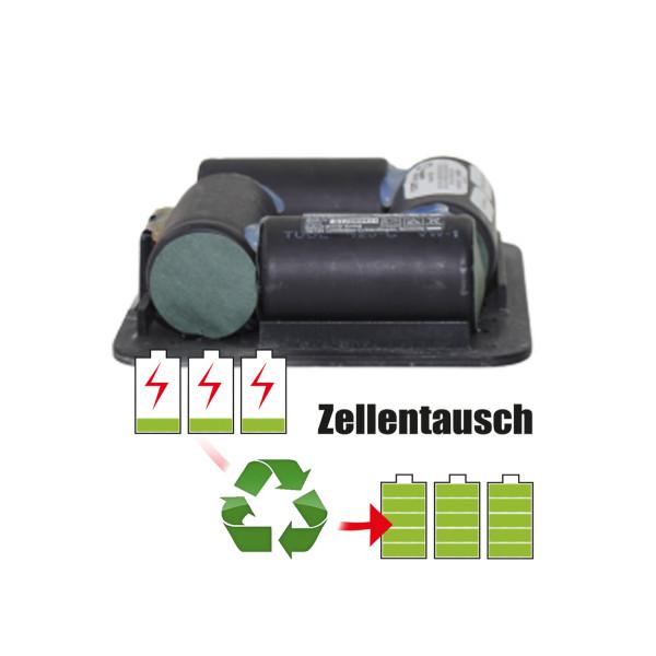 Akkureparatur - Zellentausch kompatibel für Bosch Geräte 4,8V | 9,0Ah / 43,2Wh