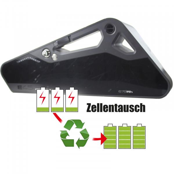 Akkureparatur - Zellentausch kompatibel für Bulls E-Bike 48,0V   13,8Ah / 662,4Wh