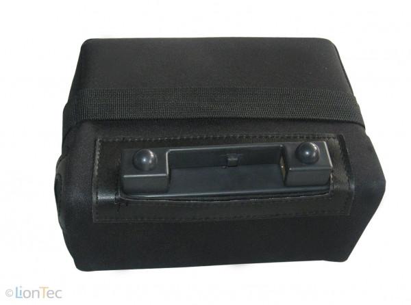 27-Loch - Golfbatterie 12V mit 22Ah/264Wh + Ladegerät + Tasche