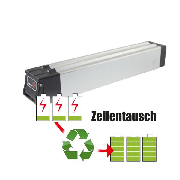 Akkureparatur - Zellentausch kompatibel für PowerPac Ebike 36,0V von 12,8Ah / 459Wh bis 17,3Ah / 621Wh