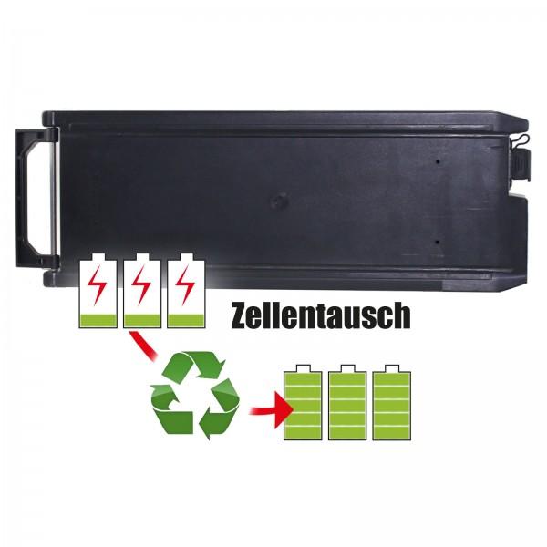 Akkureparatur - Zellentausch kompatibel für TranzX E-Bike Akku 24V von 10,4Ah/250Wh bis 13,8Ah/332Wh