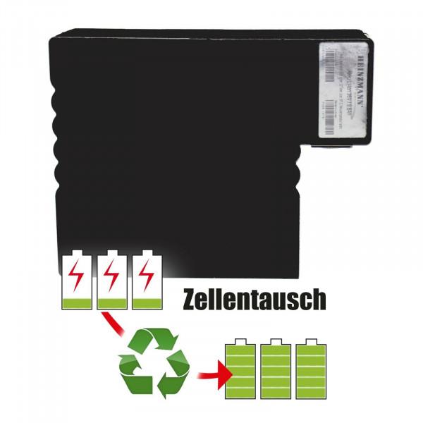 Akkureparatur - Zellentausch kompatibel für Heinzmann E-Bike 37,0V von 15,6Ah / 577Wh bis 20,7Ah / 766Wh