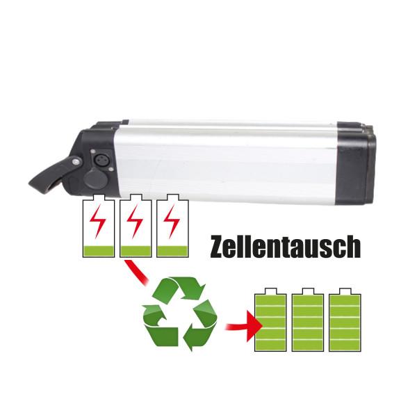 Akkureparatur - Zellentausch kompatibel für Universal E-Bike 36,0V von 12,8Ah / 459Wh bis 17,3Ah / 621Wh