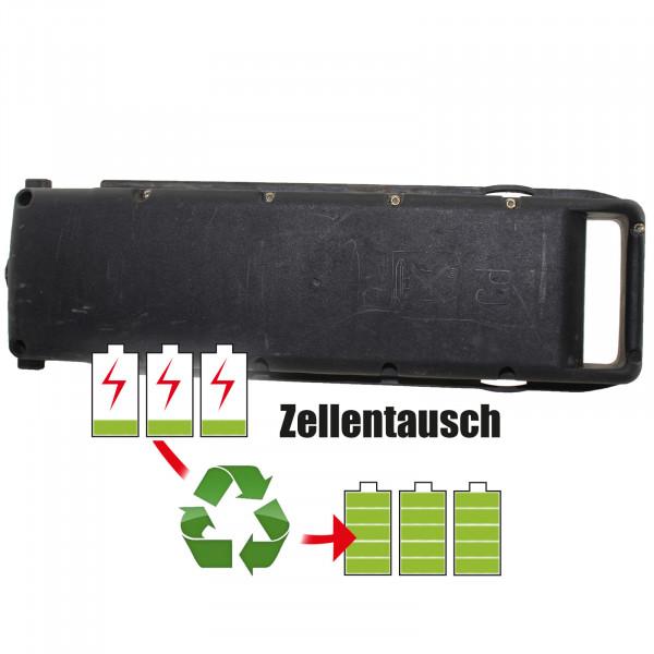 Akkureparatur - Zellentausch kompatibel für Sachs E-Bike Akku 24 Volt mit 9Ah/216Wh