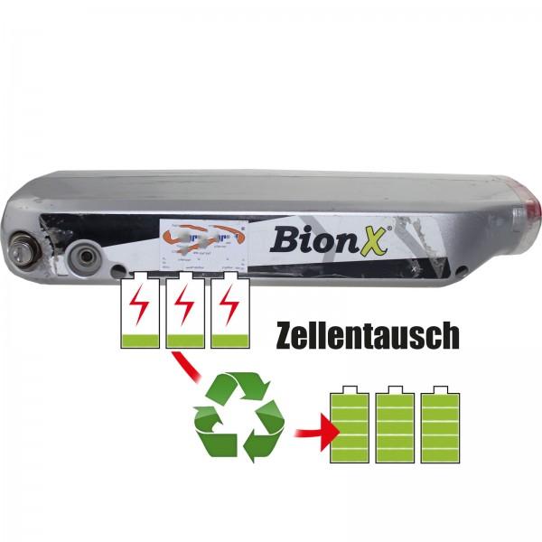Akkureparatur - Zellentausch kompatibel für BionX E-Bike Akku 48V von 10,4Ah/500Wh bis 13,8Ah/663Wh - GP