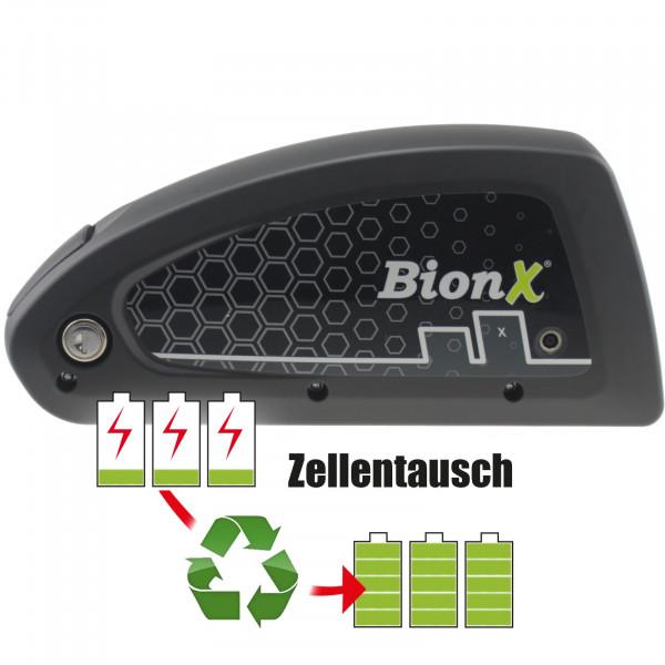 Akkureparatur - Zellentausch kompatibel für BionX E-Bike 48,0V von 10,4Ah / 499Wh bis 13,8Ah / 662Wh