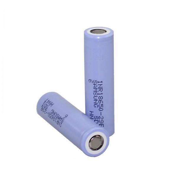 Samsung INR18650-29E / 18650 / 3,6V / 2,90Ah / Li-Ion