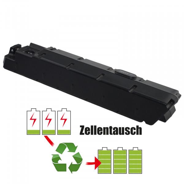 Akkureparatur - Zellentausch kompatibel für BMZ E-Bike 37,0V | 17,3Ah / 638,25Wh
