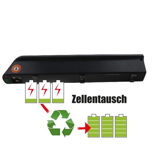 Akkureparatur - Zellentausch kompatibel für Trekstor E-Scooter 36,0V von 8,7Ah / 313Wh bis 10,4Ah / 373Wh
