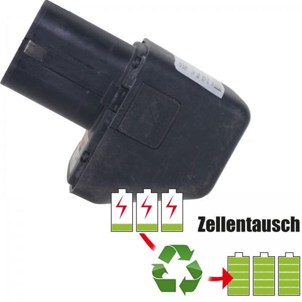 Akkureparatur - Zellentausch kompatibel für Würth 12V von 1,5Ah/18Wh bis 2,0Ah/24Wh
