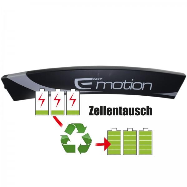 Akkureparatur - Zellentausch kompatibel für Easy E-Motion E-Bike Akku 36V von 10,4Ah/374Wh bis 13,8Ah/497Wh