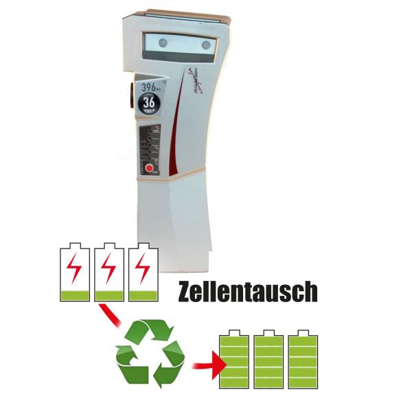 Akkureparatur - Zellentausch kompatibel für BMZ E-Bike 36,0V von 13,0Ah / 468Wh bis 17,3Ah / 621Wh