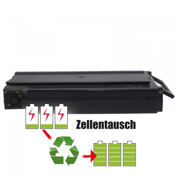 Akkureparatur - Zellentausch kompatibel für TranzX E-Bike 36,0V von 10,4Ah / 374Wh bis 13,8Ah / 497Wh