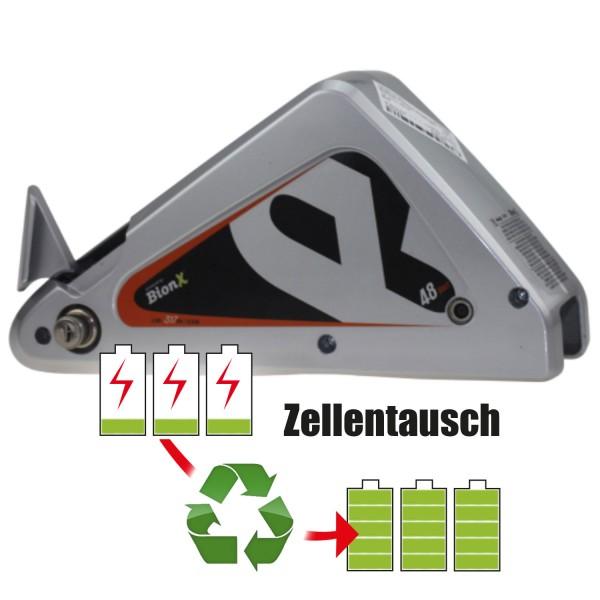 Akkureparatur - Zellentausch kompatibel für BionX 48,0V von 7,8Ah / 374Wh bis 10,4Ah / 497Wh