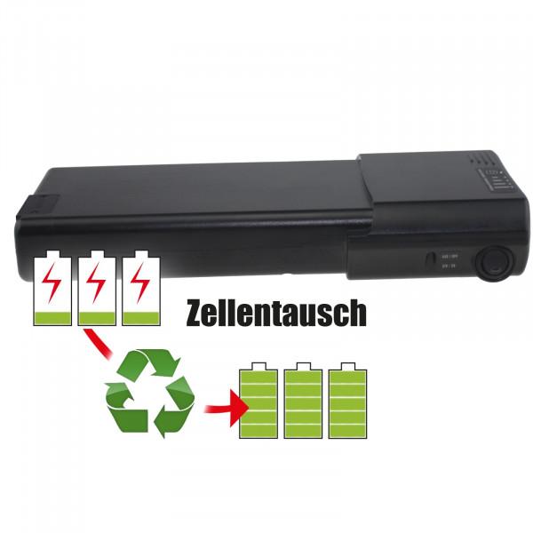 Akkureparatur - Zellentausch kompatibel für Ansmann E-Bike 36,0V | 13,8Ah / 496,8Wh
