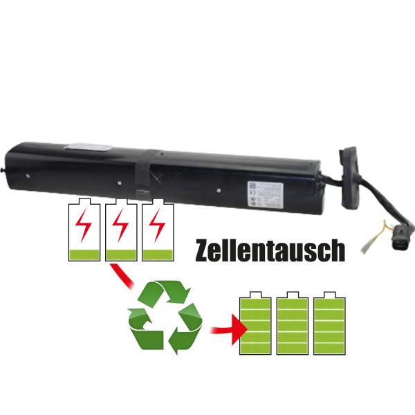 Akkureparatur - Zellentausch kompatibel für BMZ für Brose E-Bike 37,0V   13,8Ah / 510,6Wh