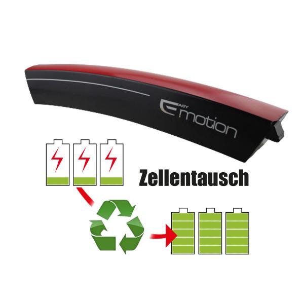Akkureparatur - Zellentausch kompatibel für BH Easy Motion E-Bike 48,0V von 8,6Ah / 410Wh bis 10,4Ah / 497Wh