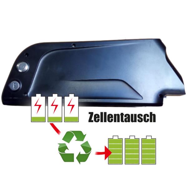Akkureparatur - Zellentausch kompatibel für Bafang E-Bike 36,0V von 10,4Ah / 374Wh bis 13,8Ah / 497Wh