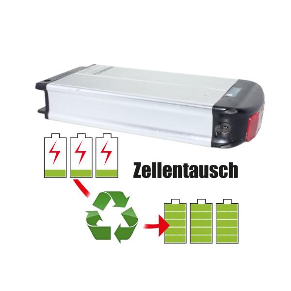 Akkureparatur - Zellentausch kompatibel für Universal Ebike Akku E-Bike 36,0V von 17,9Ah / 643Wh bis 24,2Ah / 869Wh