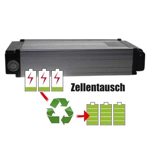 Akkureparatur - Zellentausch kompatibel für Phylion Battery Ebike 36,0V von 13,8Ah / 497Wh bis 20,7Ah / 745Wh