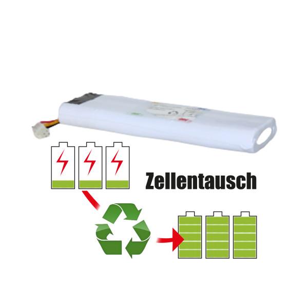 Akkureparatur - Zellentausch kompatibel für Husqvarna Rasenmäher-Roboter 18,0V   3,0Ah / 54Wh