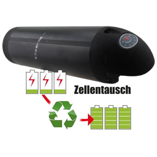 Akkureparatur - Zellentausch kompatibel für Bafang E-Bike 36,0V von 10,2Ah / 367Wh bis 17,3Ah / 621Wh