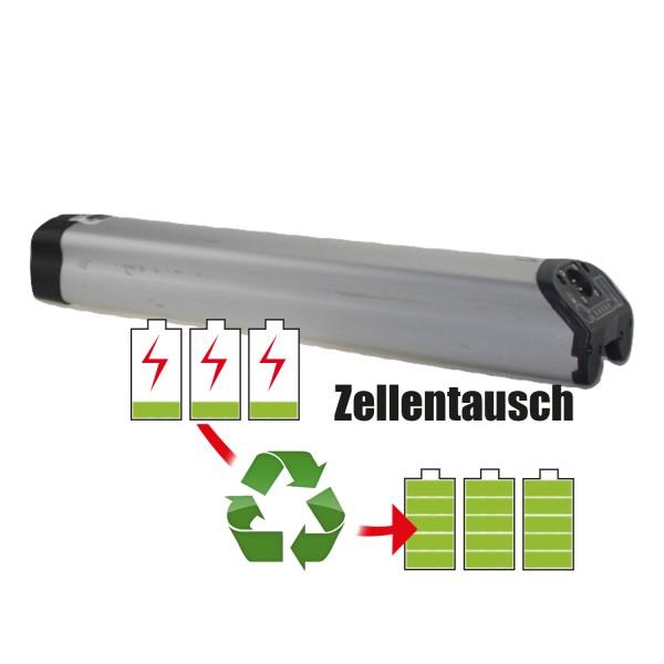 Akkureparatur - Zellentausch kompatibel für GoSwissDrive E-Bike 36,5V von 14,3Ah / 520Wh bis 17,3Ah / 630Wh