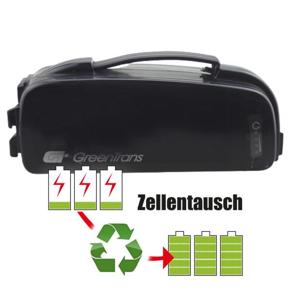 Akkureparatur - Zellentausch kompatibel für E!Legal E-Bike 36,0V von 10,2Ah / 367Wh bis 13,8Ah / 497Wh