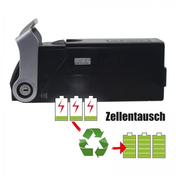 Akkureparatur - Zellentausch kompatibel für MPF Drive E-Bike 36,0V von 10,4Ah / 374Wh bis 13,8Ah / 497Wh