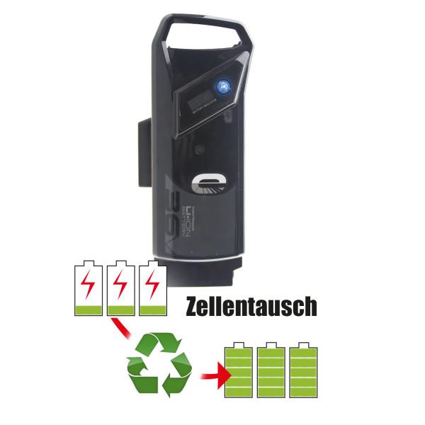 Akkureparatur - Zellentausch kompatibel für Panasonic E-Bike 36,0V von 15,6Ah / 562Wh bis 20,7Ah / 745Wh