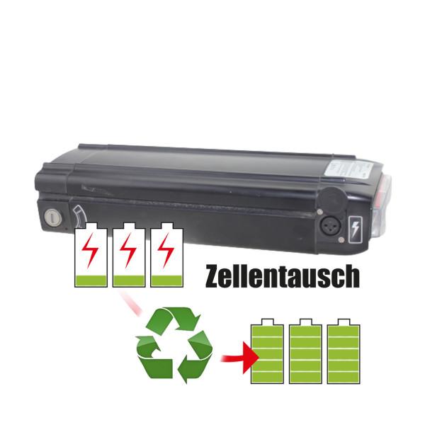 Akkureparatur - Zellentausch kompatibel für Bafang (Leopard) E-Bike 36,0V von 10,4Ah / 374Wh bis 13,8Ah / 497Wh