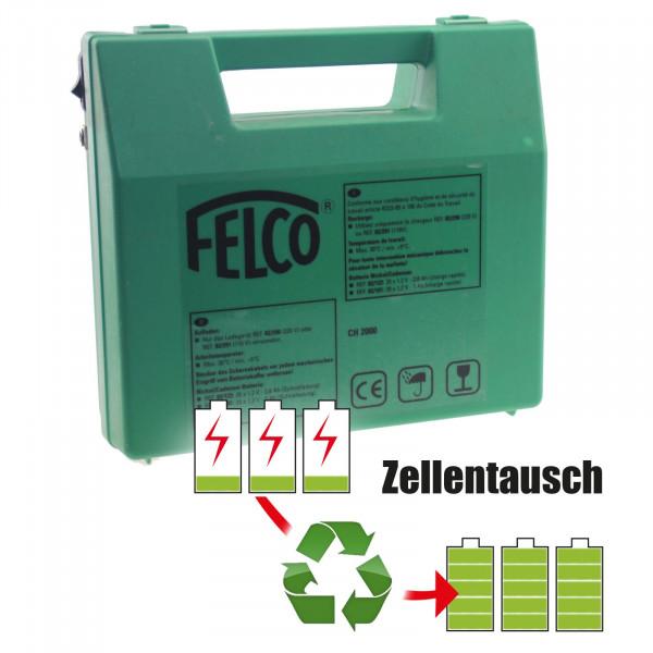 Akkureparatur - Zellentausch kompatibel für Felco Akku elektrische Gartenschere 24,0V / 3,0Ah / 72Wh