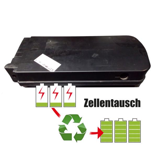 Akkureparatur - Zellentausch kompatibel für BMZ E-Bike 36,0V von 10,4Ah / 374Wh bis 13,8Ah / 497Wh