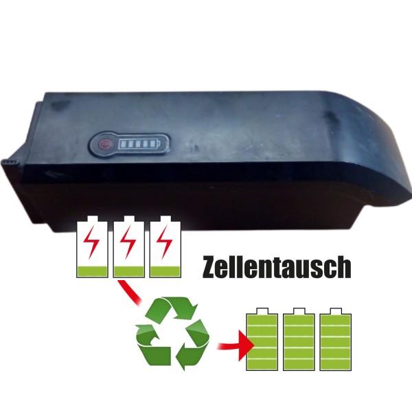 Akkureparatur - Zellentausch kompatibel für Phylion Ebike 48,0V von 10,4Ah / 499Wh bis 13,8Ah / 662Wh