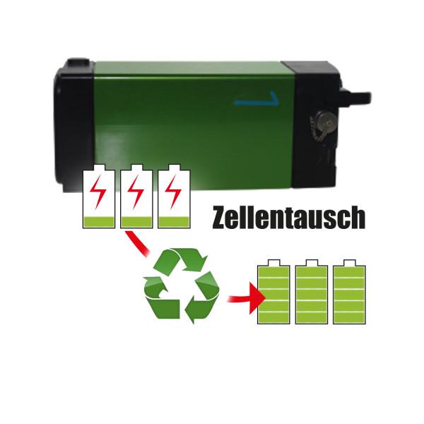 Akkureparatur - Zellentausch kompatibel für CityEl Ebike 26,0V von 11,6Ah / 302Wh bis 13,8Ah / 359Wh
